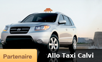 Allo Taxi Calvi